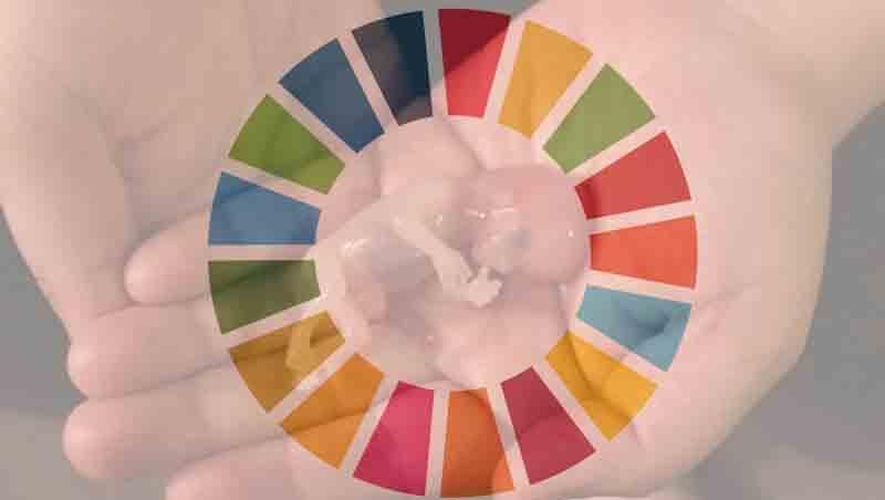 Los secretos de la Agenda 2030. Control de la natalidad. Mateo Requesens