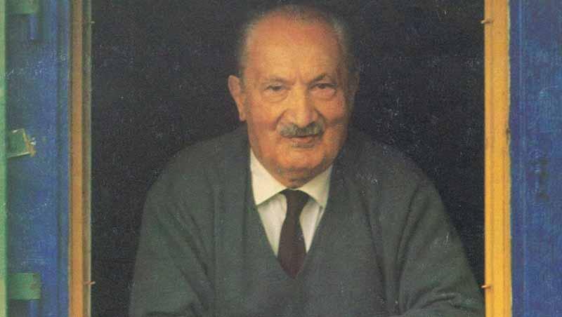 La actualidad del pensamiento de Heidegger. José Alsina Calvés