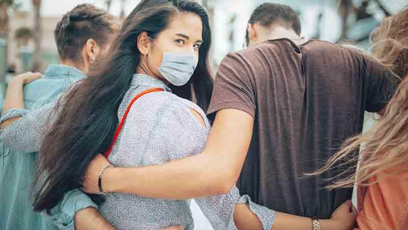 Metafísica del abrazo prohibido. Diego Chiaramoni