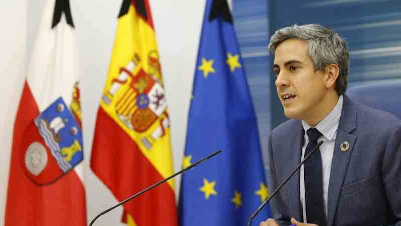 Reestructuración de las administraciones públicas: Cantabria. José Ramón Riera