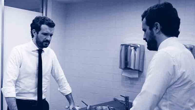 Afilando los cuchillos. José María Nieto Vigil