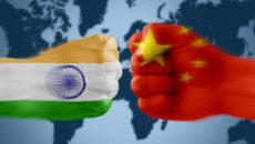 Las relaciones entre China e India. Daniel López Rodríguez