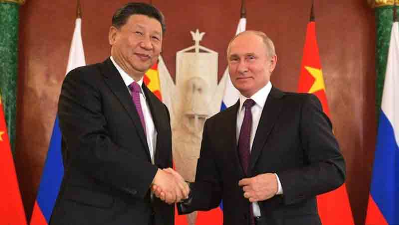 Del conflicto chino-soviético a la alianza chino-rusa. Daniel López Rodríguez