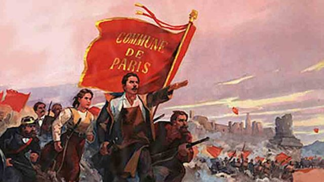 La Comuna de París (III). Daniel López Rodríguez