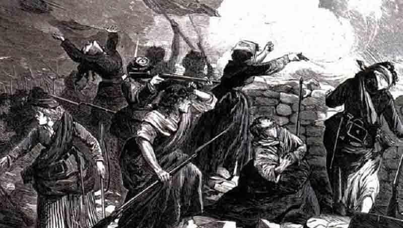 150 años de la Comuna de París (V). Daniel López Rodríguez