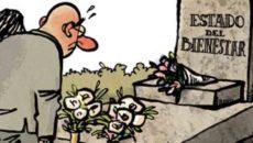 Críticas y crisis del Estado del Bienestar. Daniel López Rodríguez