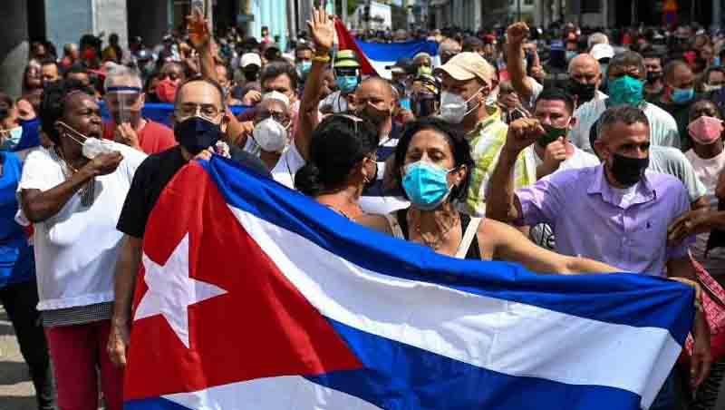 Cuba y las dos pandemias. Duzan Avila