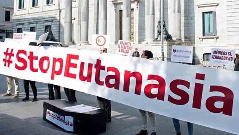 Eutanasia: el buen morir y el mejor matar. Lomas Cendón