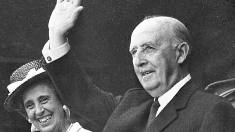 Franco y el National Tontographic: análisis de una fabulación