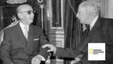 Franco y el National Tontographic: análisis de una fabulación, y II. José Javier Esparza