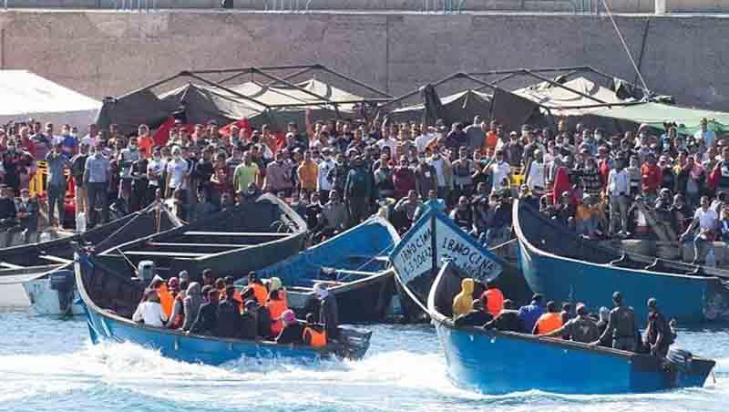 La inmigración ilegal: un problema muy serio. José María Nieto Vigil