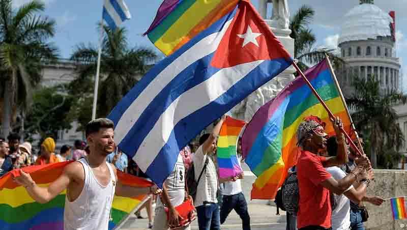 Colectivos LGBTQI+ y Cuba. Duzan Ávila