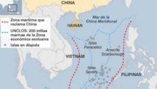 El Mar del Sur de China. Daniel López Rodríguez