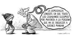 ¡Qué se imponga lo obvio!. Pedro López Ávila