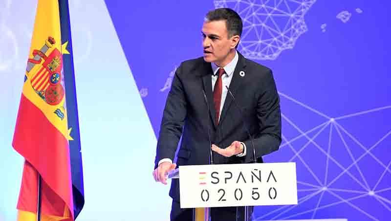 Gracias, Pedro. José Javier Esparza