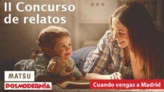 II concurso de relatos: Cuando vengas a Madrid