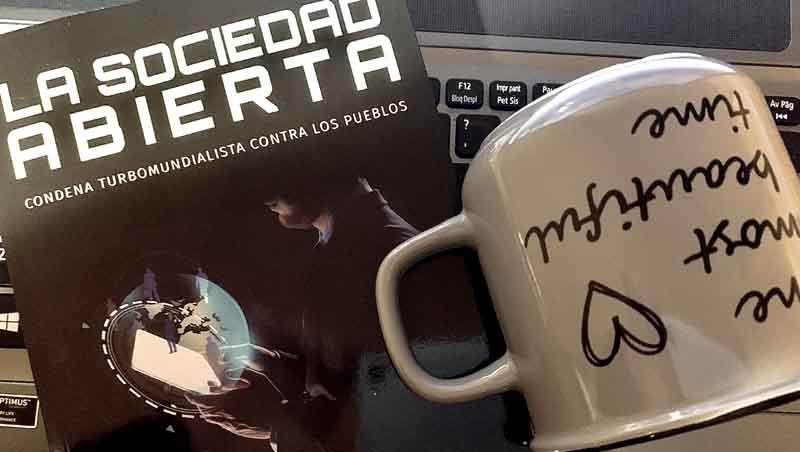 """Reseña de """"La sociedad abierta"""". José Vicente Pascual"""