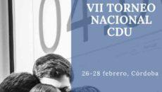 7ª Edición del Torneo Nacional de Debate CDU