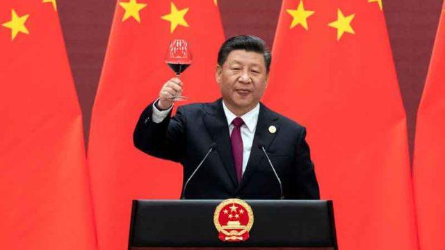 Pensamiento Xi Jinping. Daniel López Rodríguez
